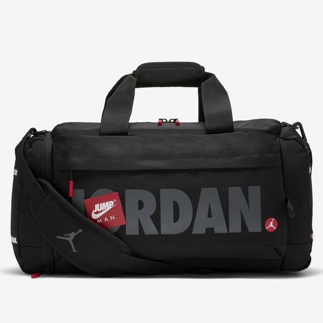 NIKE 行李袋 AIR JORDAN Trainer Duffle 訓練袋 健身 / DJ5687-010 /運動達人