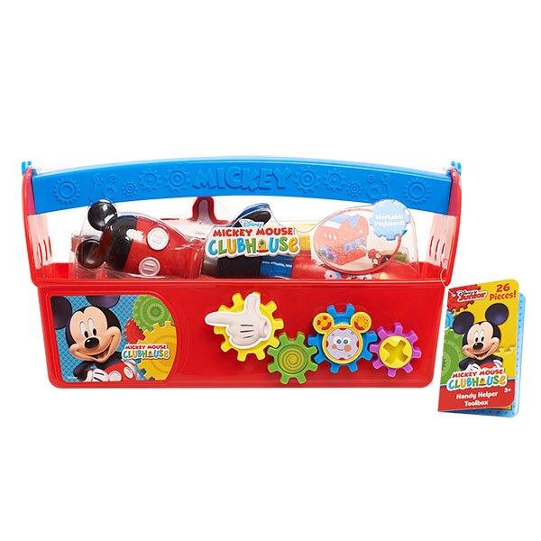 迪士尼 米奇手提工具箱