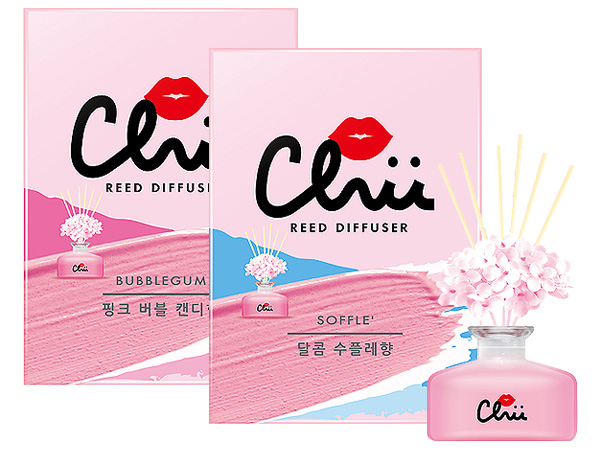 CHU~戀愛能量室內香氛(150ml) 款式可選【D044605】香竹/芳香劑
