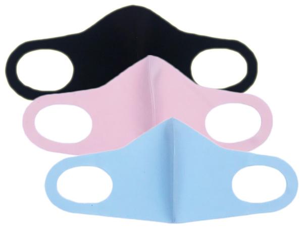 冰絲感輕薄型可水洗口罩(1入) 顏色可選【D973224】成人口罩