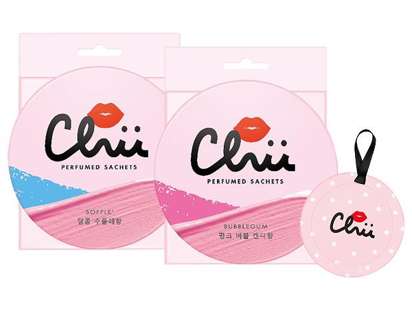 CHU~戀愛能量衣物香氛袋(3入) 款式可選【D092002】