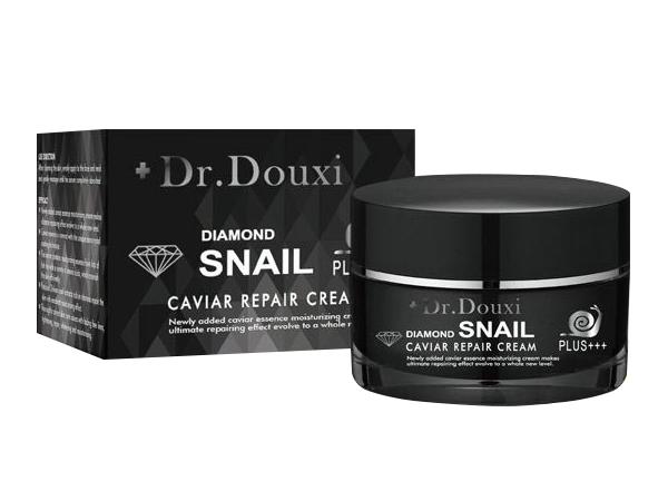 Dr.Douxi朵璽~晶鑽蝸牛魚子修護乳霜10ml(小)【D051397】