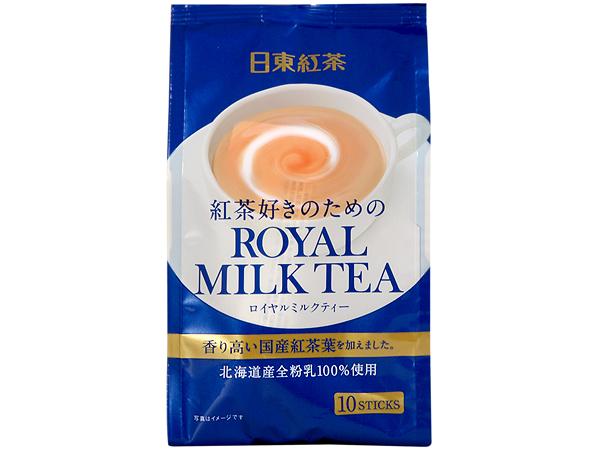 日東紅茶~皇家奶茶(濃厚)140g【D502417】