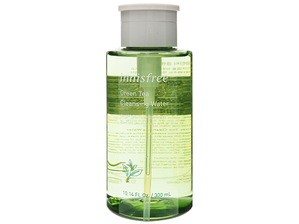 韓國 Innisfree~ 綠茶精萃純淨溫和卸妝水300ml【D942721】