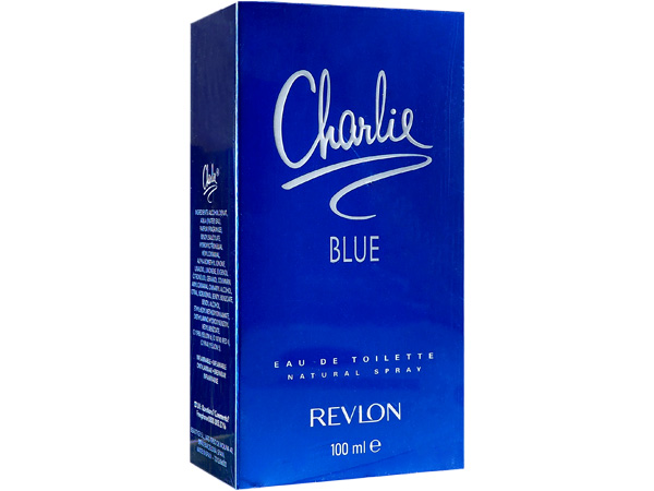 REVLON~Charlie 查理香水-藍色BLUE(100ml)【D600462】