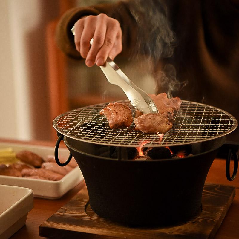 304不銹鋼戶外烤肉燒烤牛扒牛排夾家用蔬菜沙律麵包食物食品夾子