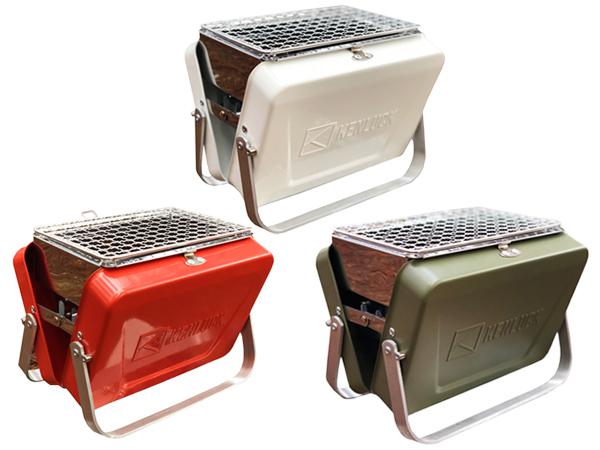 KENLUCK~迷你攜帶型烤肉架(1入) 顏色可選【D560001】Mini Grill