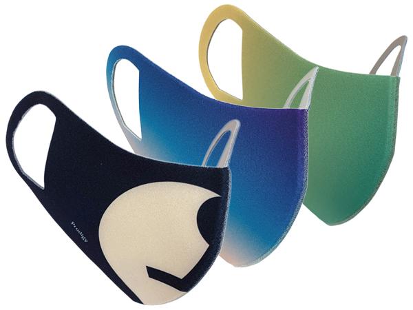 Prodigy 波特鉅~舒適美3D透氣防曬抗菌口罩(1入) 款式可選【D886163】花色成人口罩