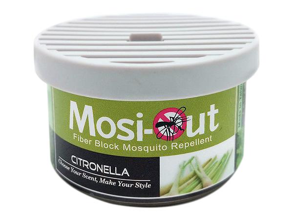 Mosi-Out~法柏天然草本驅蚊罐(42g)【D315497】