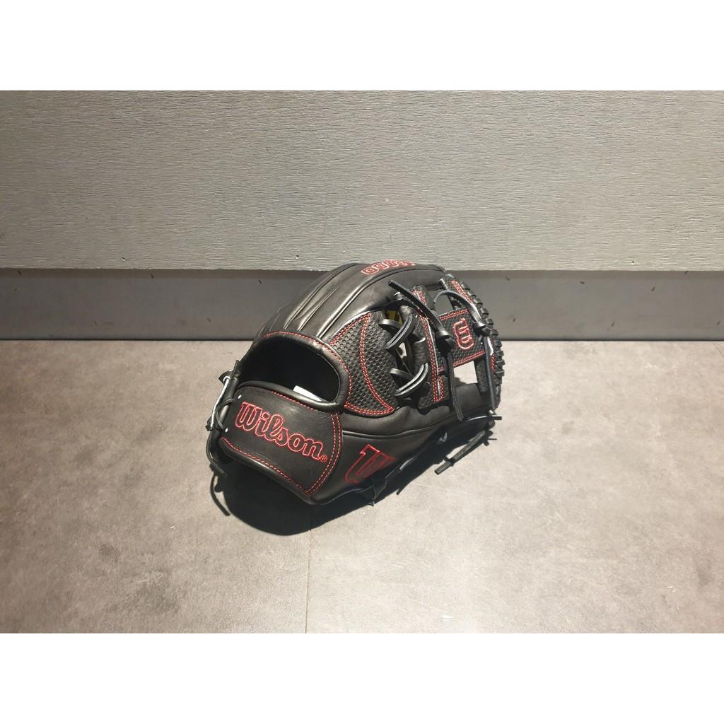 """【熱火體育】Wilson A2000 '21 SC 一月限定款 棒壘球 接球手套 工字 11.75"""" WBW100363"""