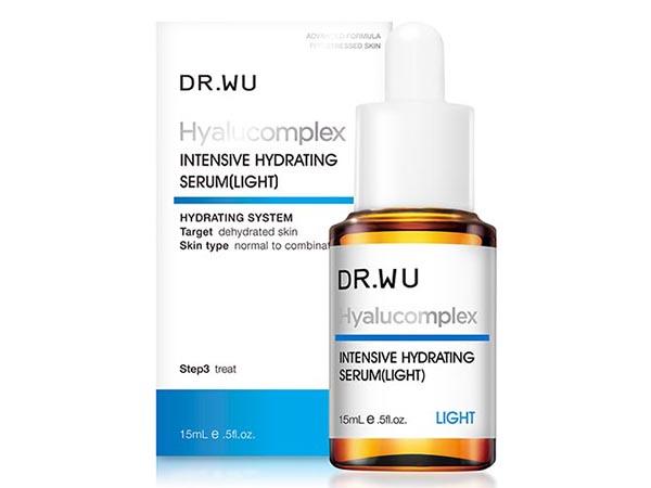 DR.WU~ 玻尿酸保濕精華液(清爽型)15ml【D506596】