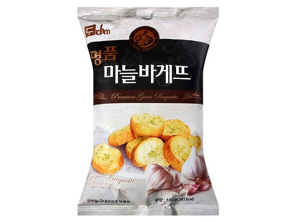 韓國 DADAM~大蒜麵包餅乾(100g)【D400006】