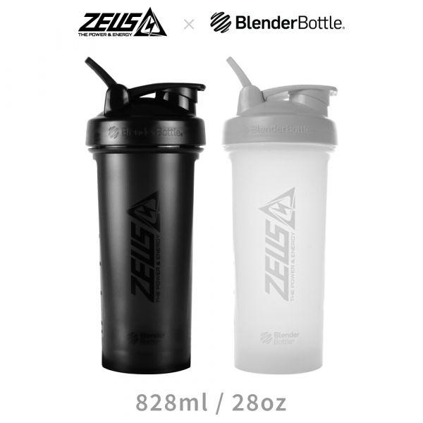 【ZEUS宙斯】x Blender Bottle 經典搖搖杯 28oz / 828ml