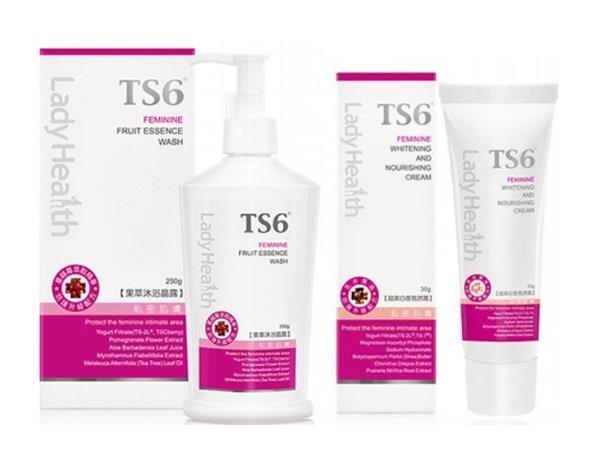 TS6護一生 果萃沐浴晶露250g+TS6護一生 超美白香氛誘霜30g組合款【D985545】