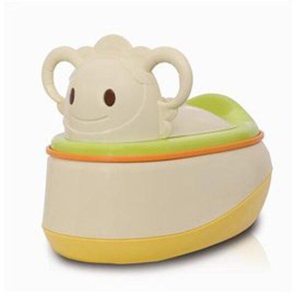 Baby City小羊三合一便器 兒童學習馬桶/幼童學習便器