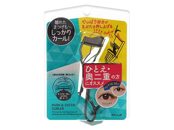 KOJI~皇冠廣角激翹睫毛夾(1入)【D005950】