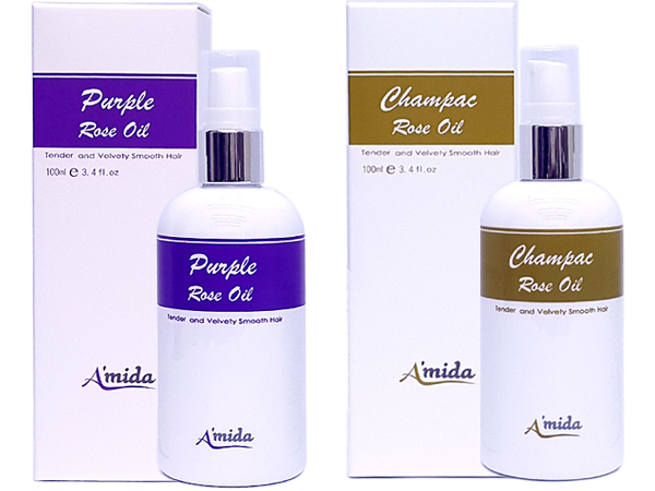 Amida~ 香檳玫瑰油/紫玫瑰油(100ml) 款式可選【D987328】