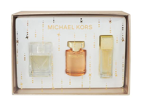 Michael Kors~經典系列小香禮盒(3入組)【D423875】