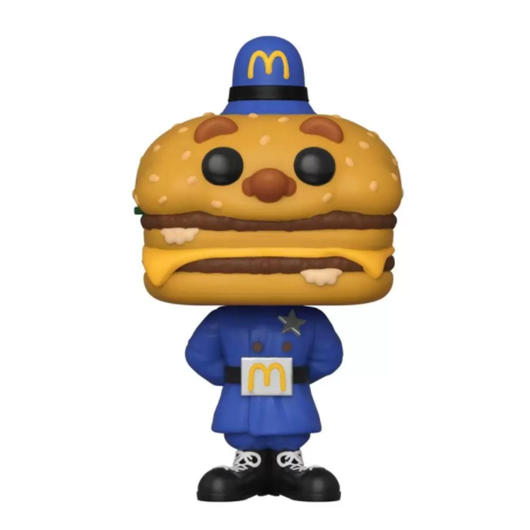 POP 麥當勞系列 大麥克警長