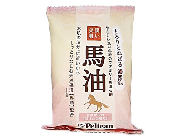 Pelican 沛麗康~馬油潤澤美膚皂(80g)【D477916】
