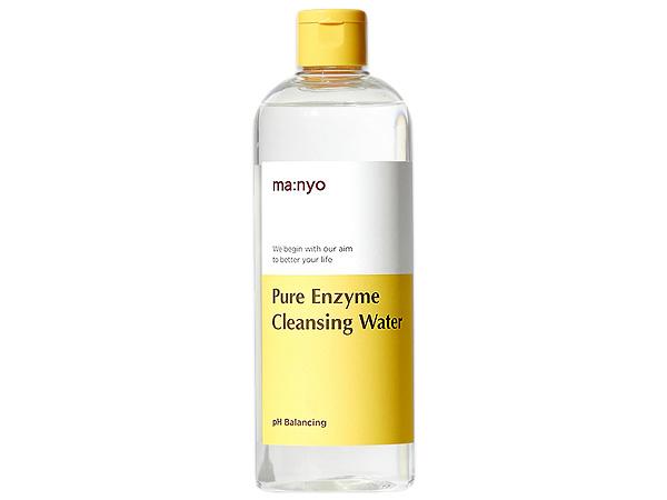 韓國 魔女工廠 Ma:nyo~零毛孔酵素保濕卸妝水(400ml)【D928695】
