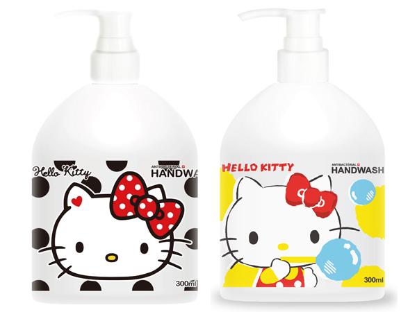 Hello Kitty~洗手乳(300ml) 白麝香/小蒼蘭 款式可選【D954625】三麗鷗授權