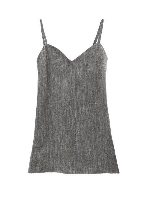 Max Mara - Vespa Cami Top - Womens - Grey