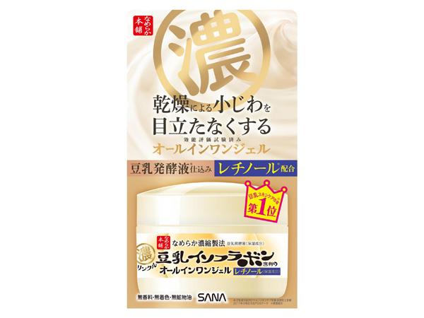 SANA 莎娜~豆乳美肌緊緻潤澤多效凝膠霜(100g)【D484674】
