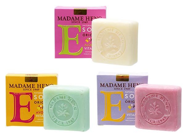 泰國 Madame Heng 興太太~維他命E香皂(150g) 款式可選【D014189】