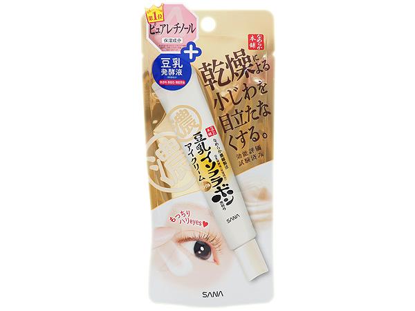 SANA 莎娜~豆乳美肌緊緻潤澤眼霜(20g)【D485794】