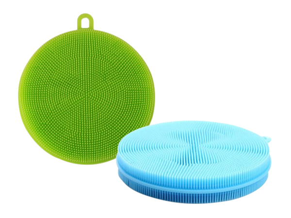 神奇萬用矽膠清潔刷(1入)【D553493】顏色隨機