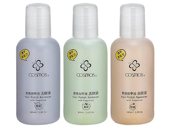 COSMOS~ C45019-果香指甲油去除液 (100ml)【D290050】
