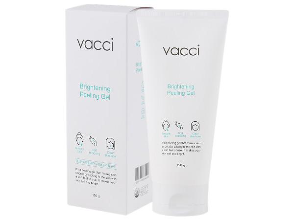 韓國 VACCI~淨白去角質凝膠(150g)【D604299】