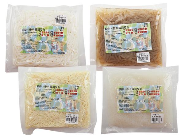 年方十八~超纖-蒟蒻烏冬麵/海藻烏冬麵/黃金纖維麵/蒟蒻晶米(150g) 款式可選【D211360】