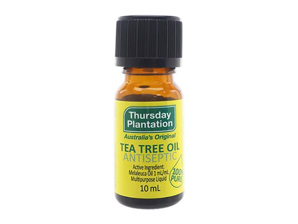 Thursday Plantation 澳洲星期四農莊~茶樹精油(10ml)【D890136】
