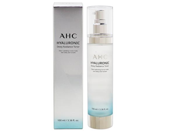 韓國 A.H.C~玻尿酸神仙水(100ml)【D753572】透明質酸B5化妝水
