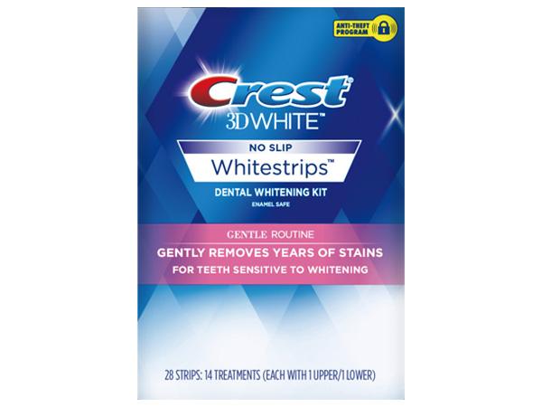 美國 Crest~3DWhite美白牙貼(28片)【D000434】