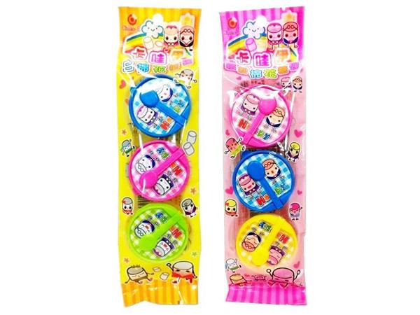Chiao-E 巧益~卡哇伊棉花糖碗 白/繽紛(5gx3入) 款式可選【D248368】