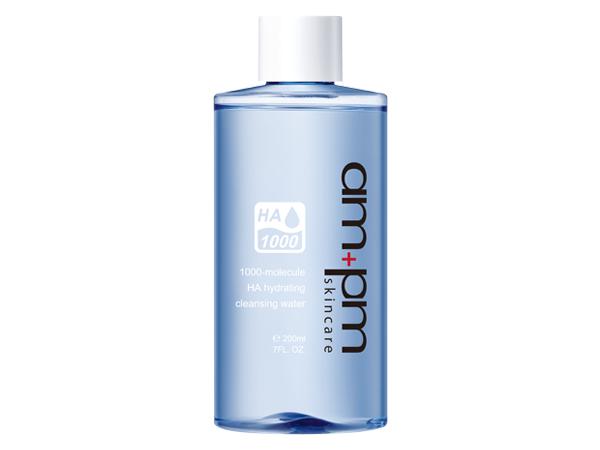 ampm~1000分子玻尿酸超保濕卸妝水(200ml)【D226927】