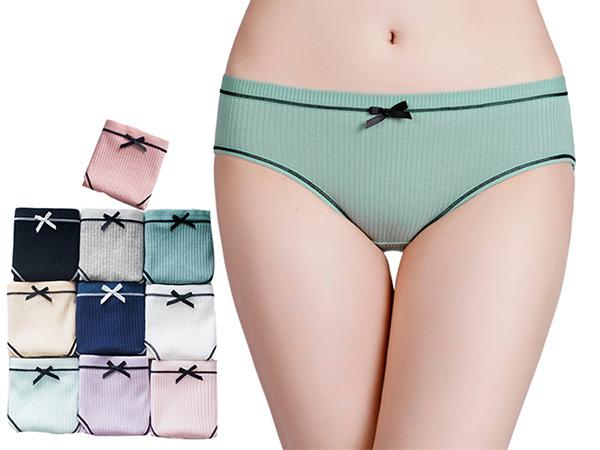 SkinApple~純棉素面小可愛內褲(1件入) 款式可選【D006113】