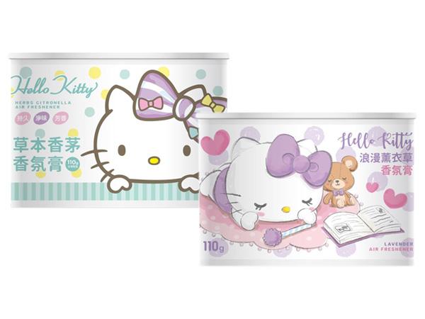Hello Kitty/角落小夥伴~香氛膏(110g) 款式可選【D955837】三麗鷗授權