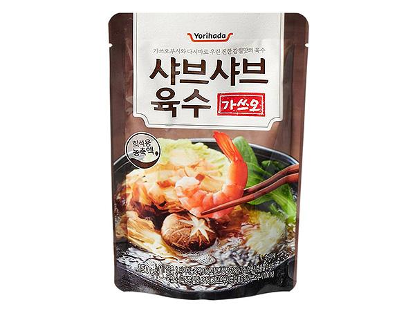 韓國 Yorihada~鰹魚火鍋湯底(150g)【D206449】