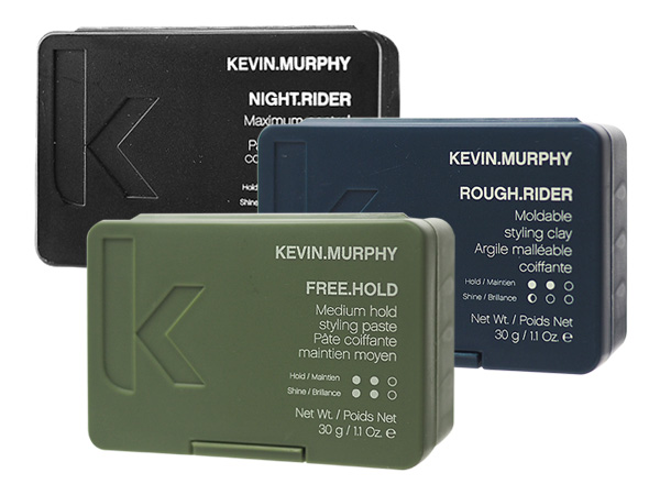 KEVIN.MURPHY~暗夜騎士/不老騎士/飛虎隊長(小)30g 款式可選【D410054】髮蠟