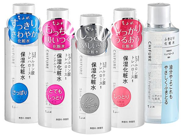 日本 CHIFURE~化妝水(180ml) 多款可選【D244518】