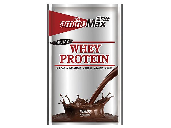Aminomax邁克仕~乳清蛋白運動修復飲-巧克力風味(35g)【D221722】