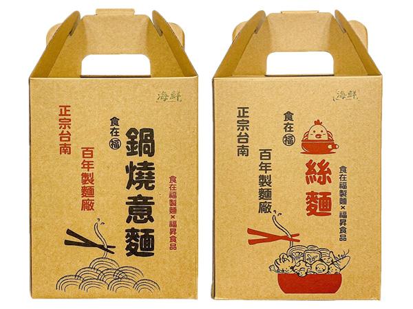 食在福~鍋燒意麵/鍋燒雞絲麵 禮盒版(5粒) 款式可選【D913305】
