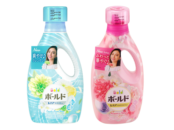 日本P&G~除臭洗衣精(850g) 兩款可選【D752152】