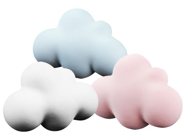 ins風創意小雲朵車用香氛擴香石(1入) 款式可選【D021897】