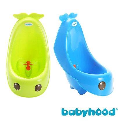 Babyhood 世紀寶貝 藍鯨艾達便斗 2色