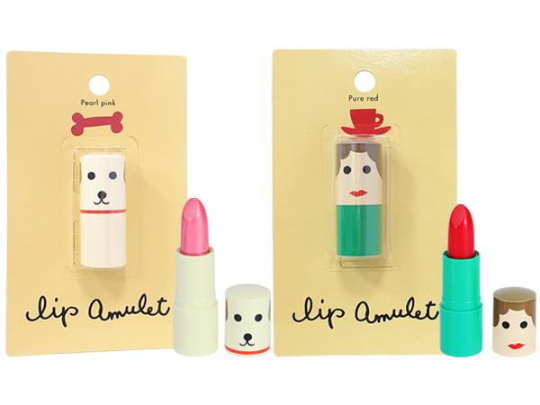SHISEIDO 資生堂~護唇霜(2.3g) 4款可選【D157871】Lip Amulet